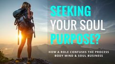 Seeking Soul Purpose -  Messages with Michelle Frink