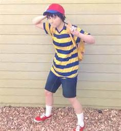 Ness cosplay - AT&T Yahoo Image Search Results