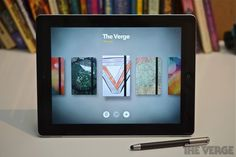 Paper: the next great iPad app, from the brains behind Courier | The Verge