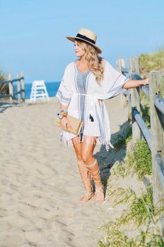www.whatcourtwore.com// Outfit details- http://liketk.it/2oExi @liketoknow.it #liketkit Beach style