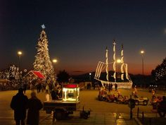 Greece, Thessaloniki, Christmas