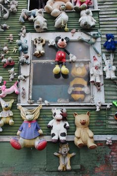 Can Stuffed Animals and Polka Dots Save a Detroit Neighborhood? - CityLab