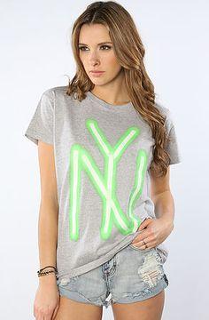 Want it? Win it with a  shopping spree! #PLNDR  Kill Brand NY Sticks Tee