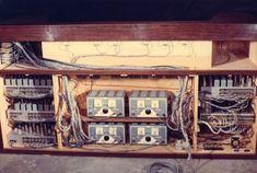 MCI Recording Consoles - Prototypes and Custom Recording Consoles