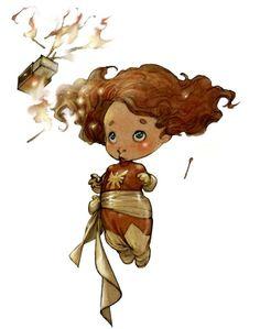 Little Phoenix by Alberto Varanda