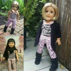 Hey, diesen tollen Etsy-Artikel fand ich bei https://www.etsy.com/de/listing/454765406/18-inch-doll-clothes-lacy-pink-18-inch