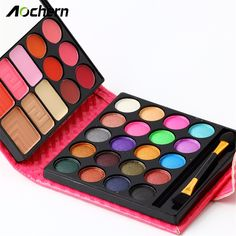 $7.19 (Buy here: https://alitems.com/g/1e8d114494ebda23ff8b16525dc3e8/?i=5&ulp=https%3A%2F%2Fwww.aliexpress.com%2Fitem%2FMIni-Makeup-Eyeshadow-Palette-32-colors-Fashion-Eye-Shadow-Make-Up-Shadows-With-Case-Cosmetics-For%2F32759234298.html ) Aochern MIni Makeup Eyeshadow Palette 32 colors Fashion Eye Shadow Make Up Shadows With Case Cosmetics For Women 4colors #4001 for just $7.19