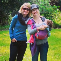 Check out my latest post about #breastfeeding and #babywearing over on my blog (address on profile), to celebrate World Breastfeeding Week #... #WBW2014