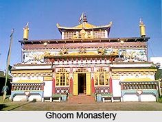 Ghoom monastery is considered to be one of the holiest monasteries as the renowned Tomo Geshe Rimpoche of Tibet personally blessed this place. For more visit the page. #monastery #buddhism #darjeeling #hillstation