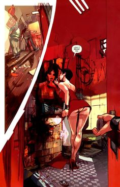 Last days of American Crime by Greg Tocchini