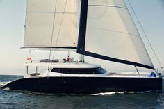 New superyacht from Sunreef launched in July 2013
