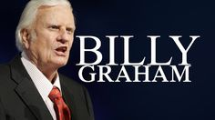 The Rev. Billy Graham, counselor to presidents and the most widely heard Christian evangelist in history, has died at age Richest Pastors, Evangelist Billy Graham, Rev Billy Graham, Proverbs 6, Ted, Way To Heaven, Christian Devotions, The Rev, Jesus Cristo