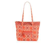 The Villager bag in Paprika.