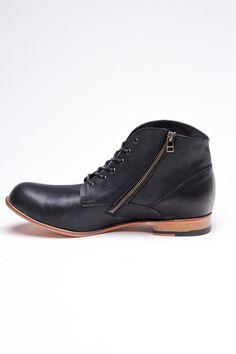 Plain Toe Hi Boot