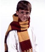 Knit & Crochet Wizard Scarves http://www.redheart.com/free-patterns/knit-crochet-wizard-scarves