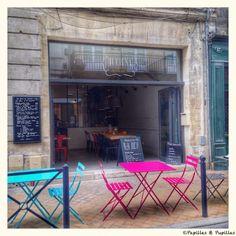 Snack – Salon de thé : Juliena – Bordeaux »