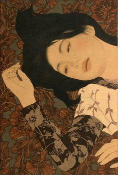 Ikenaga Yasunari Born in 1965 in Oita Prefecture Graduated High School Midorigaoka Uni...