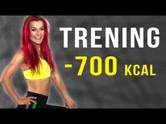 TURBODESTRUKTOR - TRENING INTERWAŁOWY ODCHUDZAJĄCY -700 KCAL (ćwiczenia na stojąco) - YouTube Zumba, Yoga, Gym, Cardio, Fit Women, Workout, Youtube, Sports, Exercises