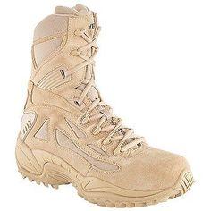 """Converse Work 8"""" Rapid Response-ST Boots (Desert Tan) - Men's Boots - 7.5 M"""