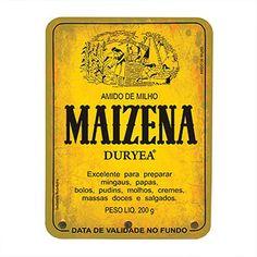 Porta Chaves Maizena