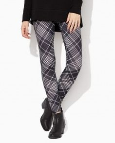 Aisla Argyle Leggings