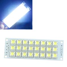 Price:AU $1.75         24LED-Bright-White-Piranha-LED-Panel-Board-Night-Lights-Energy-Saving-Lamp-5V