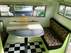 Vintage, Restored Scotty Serro Camper 1968 in RVs & Campers | eBay Motors
