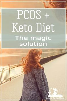 Did you know that many women are finding that they can cure PCOS with the keto diet. Keto helps to address the underlying causes of PCOS and helps to restore balance to your hormones. #pcos #naturalearthymama