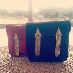 Golden Arrow Purse - $34