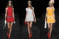Mod Style: el look sesentero está de vuelta.     http://www.glamour.mx/moda/articulos/mod-style-el-look-sesentero-esta-de-vuelta/1140