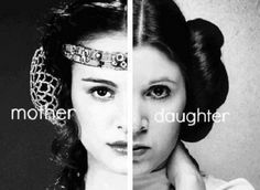 Funny pictures about New Disney princesses: mother and daughter. Oh, and cool pics about New Disney princesses: mother and daughter. Also, New Disney princesses: mother and daughter. Nave Star Wars, Film Star Wars, Star Trek, Mark Hamill, Carrie Fisher, Harrison Ford, Luke Skywalker, Geeks, Mtv