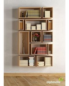 Creative Shelf by Alphaville  --- @homeadore_decor