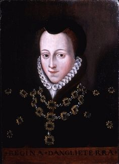 Mary, Queen of Scots as 'Queen of England'