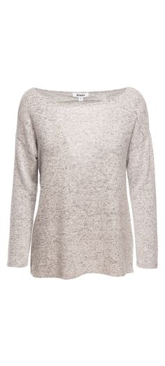 BB Dakota Chaser Open Back Knit Top in Heather Grey / Manage Products / Catalog / Magento Admin