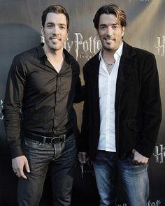 Jonathan and Drew Scott