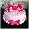 Gâteau coeurs