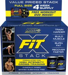 X-FIT Stack by MHP at Bodybuilding.com - Lowest Prices on X-FIT Stack!