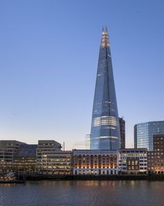 The Shard, London - Renzo Piano (2012) - 306 metres / 87 floors