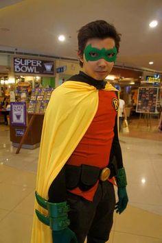 Robin - Damian Wayne Version
