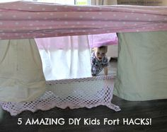 Amazing Diy Kids Forts