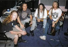 """TSoP"" writing session,1997"