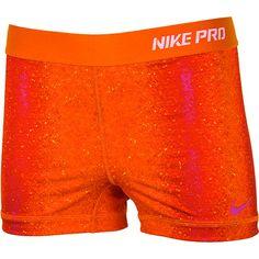 "Nike Pro 2.5"" Shorts Print Fall 2012 Lady : Apparel: Holabird Sports."