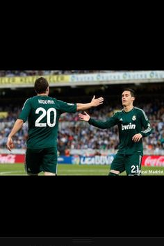Higuain & Callejon Real Madrid, Sports, Hs Sports, Sport
