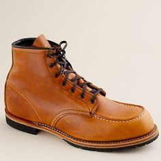 Red Wing boots from J Crew