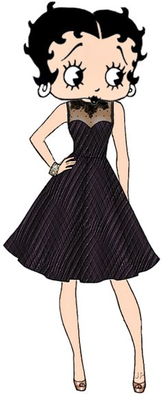Black Dress------ love your dress.