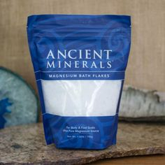 How do you get YOUR Minerals?      Ancient Minerals Magnesium Bath Flakes are the dry flakes of magnesium chloride and other naturally occurring trace minerals, in a convenient and economical form for utilization in baths and foot soaks. Ancient Minerals Magnesium Flakes dissolved in warm water provide the user with a medicinal bath of cell restoring magnesium chloride. Some individuals with sensitive skin may prefer this method of application, rather than the more concentrated Ancient…