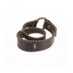 \\ leather belt by Henry Beguelin http://www.henrybeguelin.it/