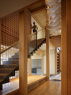 Astonishing villa design inspired by Japanese architecture: Engawa House Villa Design, House Design, Zen Design, Design Ideas, Japanese Architecture, Interior Architecture, Interior And Exterior, Architecture Portfolio, Sustainable Architecture