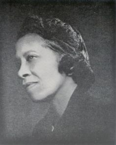 Born in D.C. 1921 Eva Beatrice Dykes became the first black woman in the United States to complete the required coursework for a Ph.D. and the third African American woman to receive a doctoral degree. - See more at: http://www.blackpast.org/aah/dykes-eva-beatrice-1893-1986#sthash.aZZFAsCI.dpuf