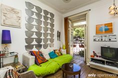 Apartamento Principe Real Lisboa Centro, Lisbon, Portugal. Such a crazy design to have fun with your friends ;)